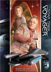 Star Trek: Voyager 11 x 17 TV Poster, Kate Mulgrew, U