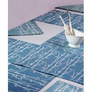 Table Runner; Hand Printed Table Linen; Size 150cm x 27cm Kitchen