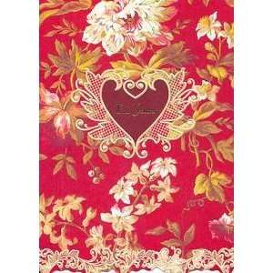 Valentines Day Greeting Card   Yours Forever Valentine