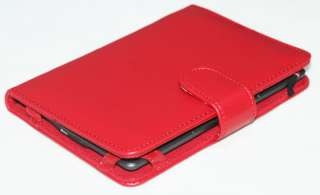 1pcs Folio Leather Case Cover Pouch For Ebook  Kindle Touch from