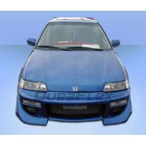1988 1991 Honda Civic HB Blits Front Bumper Automotive