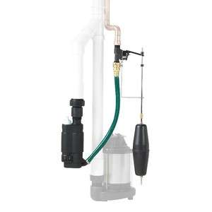 WAYNE Water Powered Backup Sump Pump EWP10
