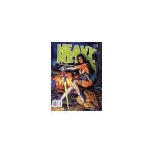 Heavy Metal March 2000 Heavy Metal Books