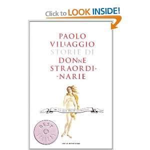 Storie di donne straordinarie (9788804597063) Paolo Villaggio Books