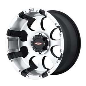 Moto Metal Series MO955 Gloss Black Machined Wheel (20x10/8x165.1mm)