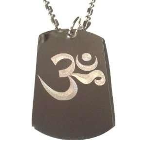 Hindu Om Aum Meditation Religion Religious Logo Symbols   Military Dog