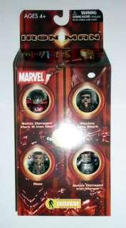 Marvel Minimates Iron Man Hostile Takeover Box Set