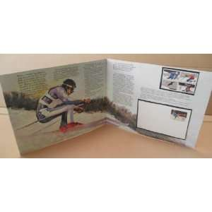 XIII Olympic Winter Games Lake Placid United States Postal