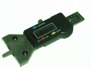 Digital Brake Drum Disc Gauge Kit calipers rotor gage