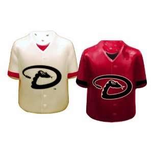 MLB Arizona Diamondbacks Gameday Salt and Pepper Shaker