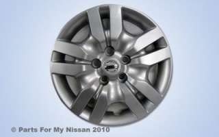 This is a GENUINE NISSAN ALTIMA WHEEL COVER HUB CAP 2009 2010