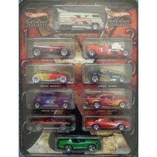 Hot Wheels Classics Snake & Mongoose VW Drag Bus Race Set