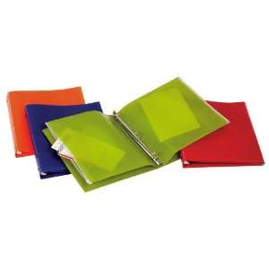 Cardinal Pockets 4 Keeps with ZipPer Round Ring Binder, 1