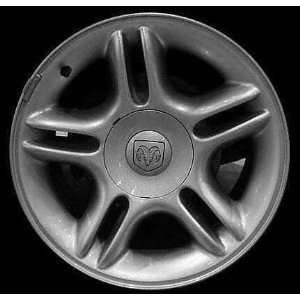 98 03 DODGE DAKOTA ALLOY WHEEL RIM 17 INCH TRUCK, Diameter 17, Width 9