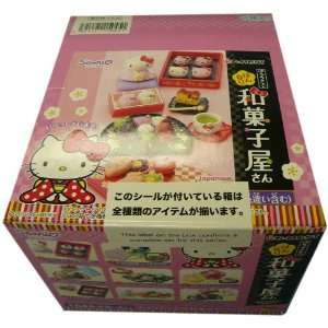 Re Ment Sanrio Hello Kitty Japanese Sweet Shop (Complete