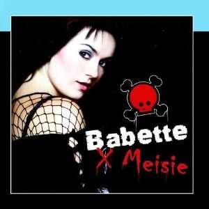 X Meisie: Babette: Music