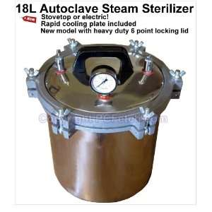 18L Autoclave Steam Sterilizer