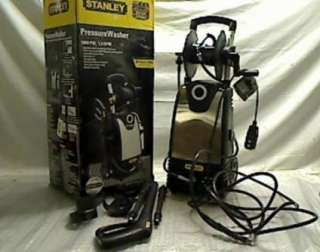 STANLEY_1800 PSI, 1.4 GPM, Maintenance Free Pump,Electric Pressure
