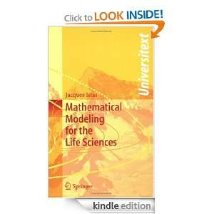 Mathematical Modeling for the Life Sciences Jacques Istas