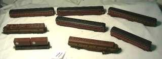 SCALE TRAIN, ENGINE PENNSYLVANIA RAILROAD LOT #11, LIMA, ITALY