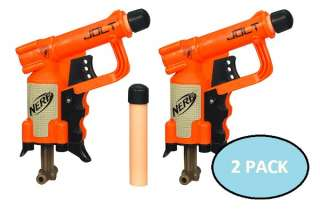 Hasbro Nerf N Strike Jolt EX 1 Blaster Toy Gun PACK OF 2 ~NEW~