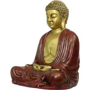 Japanese Buddha, Garden Statue Sculpture