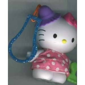 2001 McDonalds Hello Kitty #1 BEACH HELLO KITTY