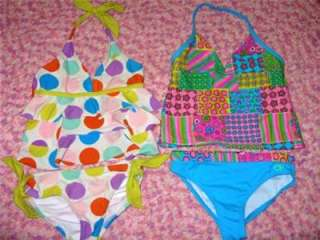 HUGE Lot GIRLS CLOTHES size 7/8 Spring/Summer GAP JUSTICE Shorts Tops