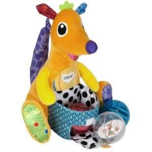 Lamaze Jumpin JoeyS Fill & Spill Developmental Toy Baby