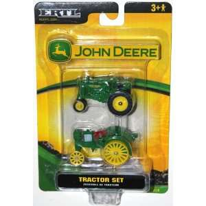 John Deere Tractor 2 Pack (Stock# 35381) Everything Else