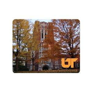 NCAA Tennessee Volunteers South College Hall with Trees On