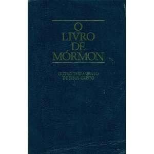 Jesus Cristo [Portuguese Book of Mormon   1995] Mormon Church Books