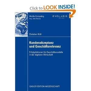 9783834915436) Christian Kittl, Univ. Prof. Dr. Otto Petrovic Books