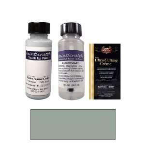 Oz. Olive Gray Metallic Paint Bottle Kit for 1986 Dodge Conquest (L05