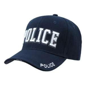 Embroidered Law Enforcement Caps Police Cap Navy Blue
