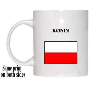 Poland   KONIN Mug
