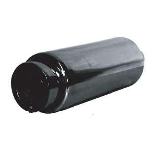 AAA NT 2101 Performance Muffler Universal Omega/black Chrome Tunable