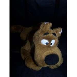Scooby Doo Lying Down Plush 11