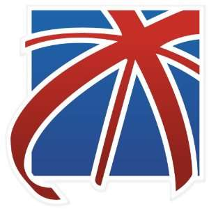 Great Britain England Flag car bumper sticker window decal