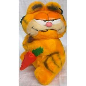 Garfield 8 Plush Vintage Doll Toy