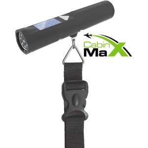 Cabin Max Digital Portable Travel Luggage Scale with built