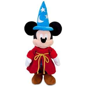 Fantasia Mickey Mouse Plush Toy 24