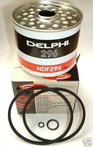 LUCAS CAV 7111 296 HDF296 Fuel Filter Diesel