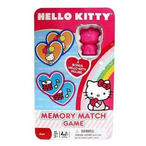 Hello Kitty Memory Match Game by Cardinal Toys & Games