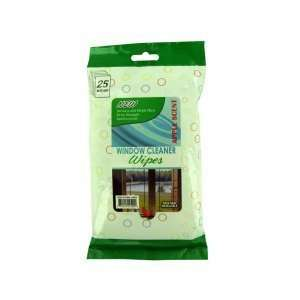 Window cleaning wipes Pack Of 48