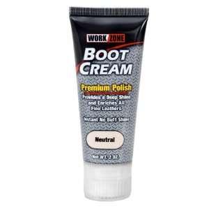 Work Zone Boot Cream Polish, 2 oz. Tube Health & Personal