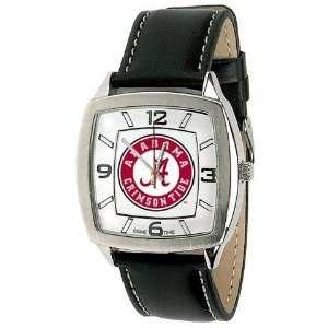 Alabama Crimson Tide Bama Mens Vintage Style Retro Watch
