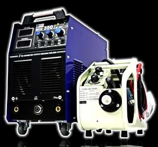 WeldSmart 350 Amp Mig Tig MMA GAS GASLESS (3 PHASE) Inverter ARC