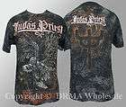 Authentic JUDAS PRIEST Sad Wings ALLOVER T Shirt S M L XL Official NEW