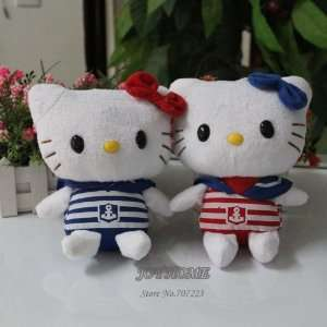 toy hello kitty plush toy 20pcs/lot 18cm at whole price Toys & Games